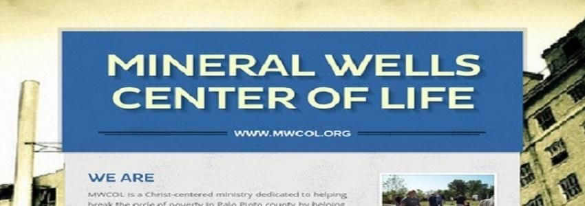 Mineral Wells Center of Life